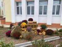 """Осенняя композиция в """"Антошке"""""""